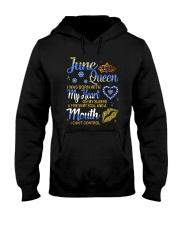JUNE QUEEN Hooded Sweatshirt thumbnail
