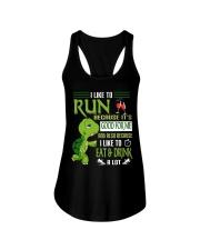 RUNNING Ladies Flowy Tank thumbnail
