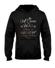 August 29th Hooded Sweatshirt thumbnail