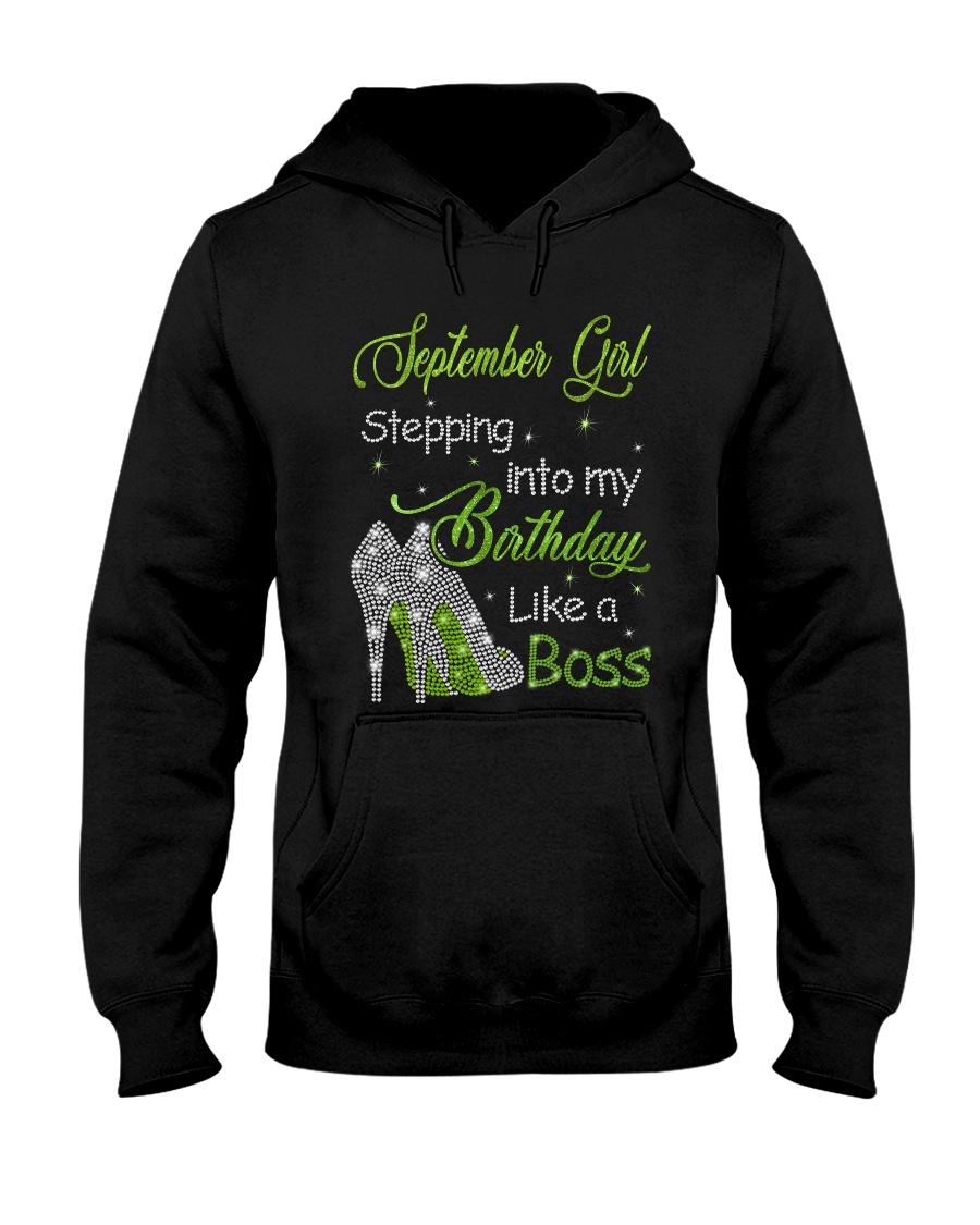 September Girl - Limited Edition Hooded Sweatshirt