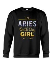 Aries Girl - Special Edition Crewneck Sweatshirt thumbnail