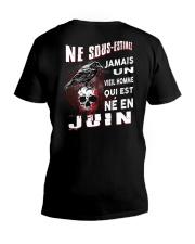 Juin - Special Edition V-Neck T-Shirt thumbnail