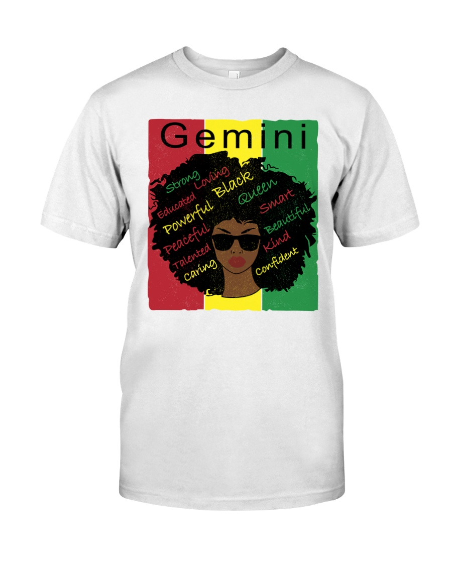 Gemini Girl - Special Edition Classic T-Shirt