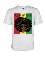 Gemini Girl - Special Edition V-Neck T-Shirt thumbnail