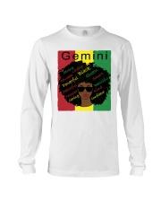 Gemini Girl - Special Edition Long Sleeve Tee thumbnail