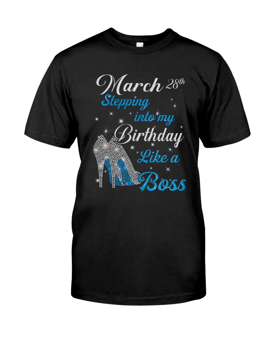 March 28th Classic T-Shirt