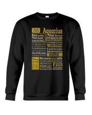 AQUARIUS Crewneck Sweatshirt thumbnail