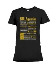 AQUARIUS Premium Fit Ladies Tee thumbnail
