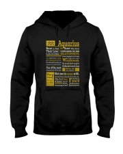AQUARIUS Hooded Sweatshirt thumbnail