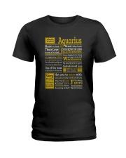 AQUARIUS Ladies T-Shirt thumbnail