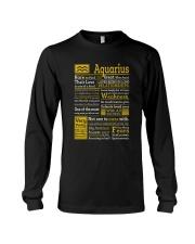 AQUARIUS Long Sleeve Tee thumbnail