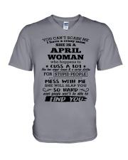 April Woman - Special Edition V-Neck T-Shirt thumbnail