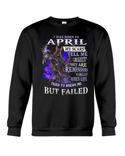 APRIL MEN - Limited Edition