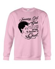 January Girl - Limited Edition Crewneck Sweatshirt thumbnail