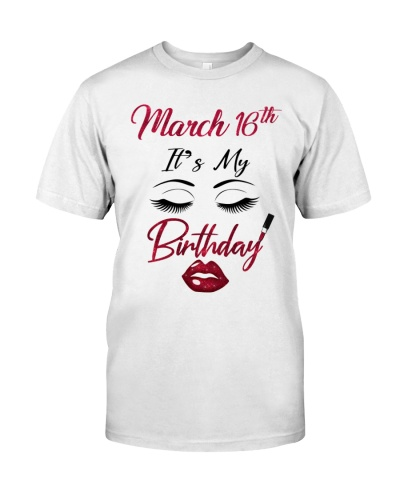 March 16th