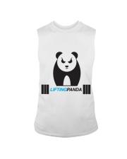 Lifting Panda Sleeveless Tee thumbnail