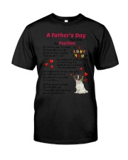 Poem From Papillon Classic T-Shirt thumbnail