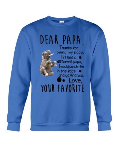 Dear Papa Elephant