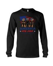 4th July Rottweiler Long Sleeve Tee thumbnail