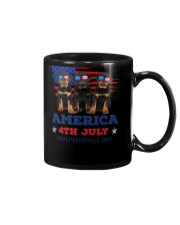 4th July Rottweiler Mug thumbnail