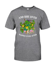 TMNT Happy Ever After Classic T-Shirt front