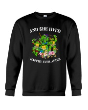 TMNT Happy Ever After Crewneck Sweatshirt thumbnail