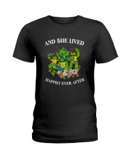 TMNT Happy Ever After Ladies T-Shirt thumbnail