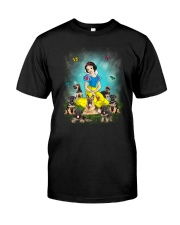Seven German Shepherd Classic T-Shirt front
