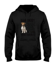 Daddy Jack Russell Terrier Hooded Sweatshirt thumbnail