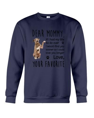 Dear Mommy American Pit Bull Terrier
