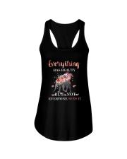 Everythings Beauty Elephant Ladies Flowy Tank thumbnail