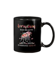 Everythings Beauty Elephant Mug thumbnail