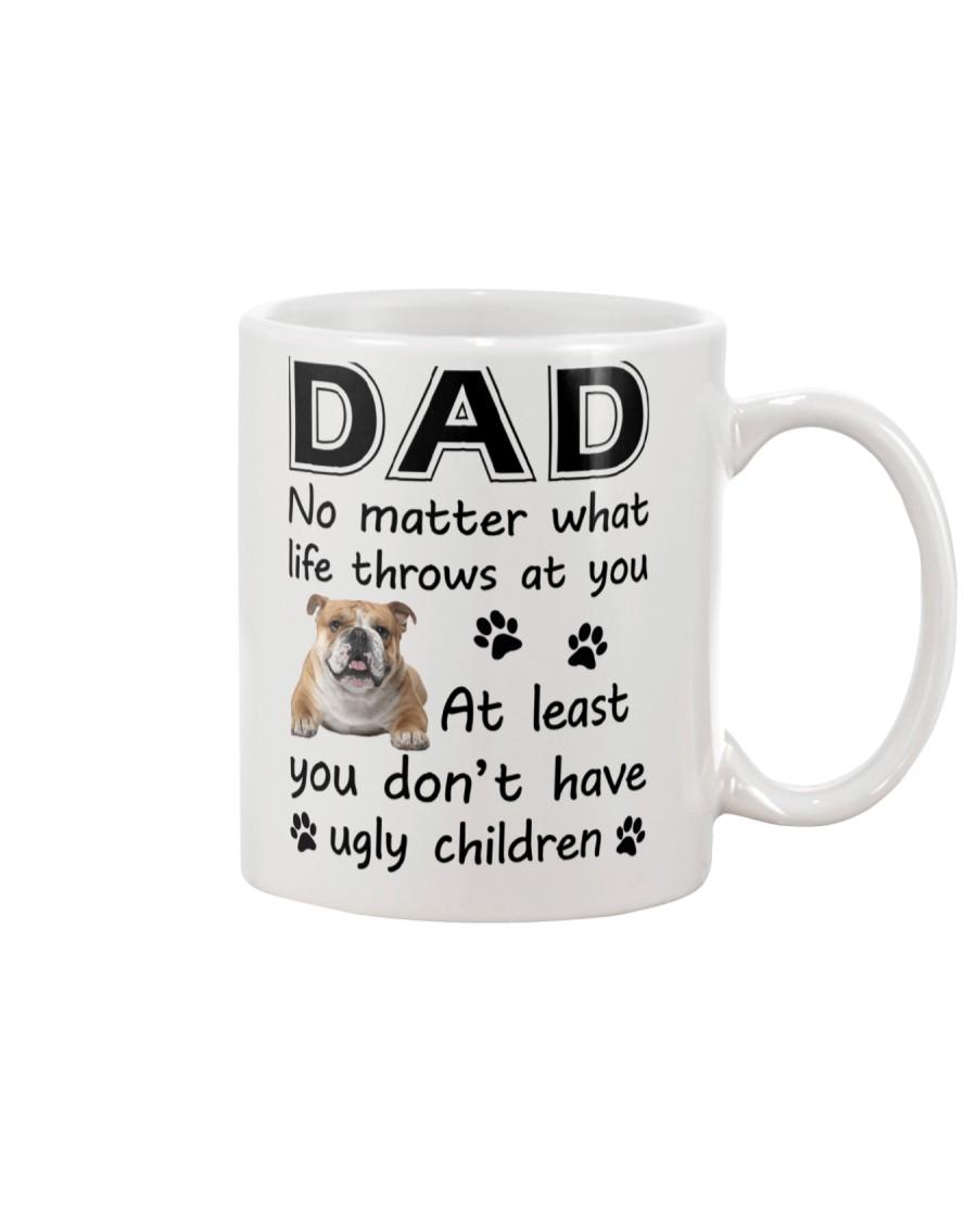 Dad Bulldog Mug