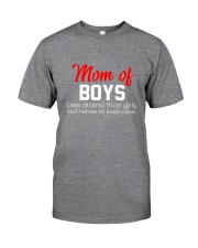 Phoebe - Mom Of Boys 12418 - 03 Classic T-Shirt front