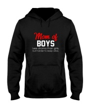 Phoebe - Mom Of Boys 12418 - 03 Hooded Sweatshirt thumbnail