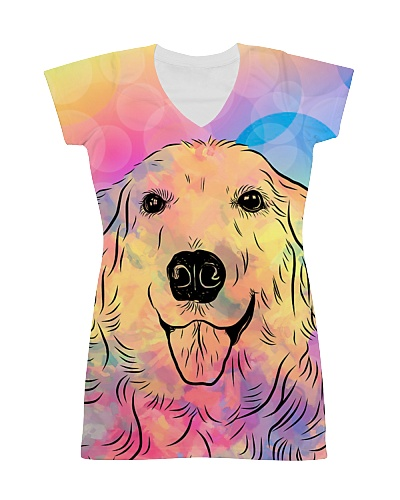 Golden Retriever Color Summer