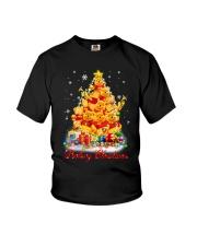 PHOEBE - Pooh pine tree - 2311 - E2 Youth T-Shirt thumbnail