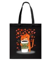PHOEBE - Cat coffee - 2111 - A2 Tote Bag thumbnail