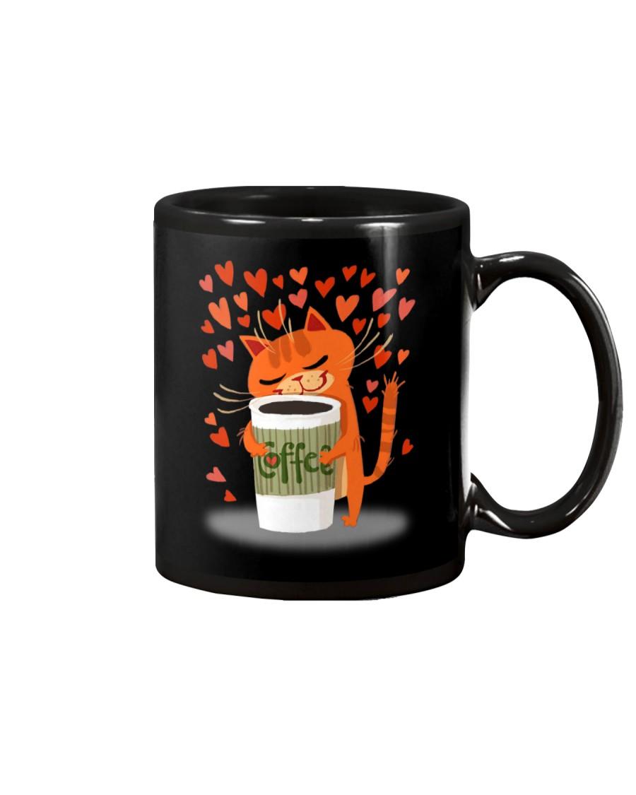 PHOEBE - Cat coffee - 2111 - A2 Mug