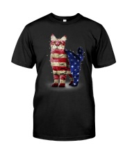 Cat America Classic T-Shirt front