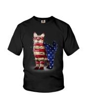 Cat America Youth T-Shirt thumbnail