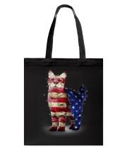 Cat America Tote Bag thumbnail