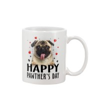Pug Happy Pawther Day Mug front