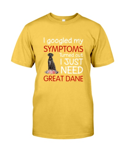 Great Dane Symptoms