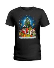 PHOEBE - Shetland Sheepdog - 1311 - A51 Ladies T-Shirt thumbnail