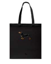 Dachshund Number One Tote Bag thumbnail