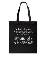 Yarn Coffee Tote Bag thumbnail