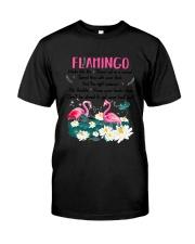 Advice From Flamingo Classic T-Shirt thumbnail