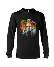PHOEBE - Bulldog Gift Christmas - 3110 - A17 Long Sleeve Tee thumbnail