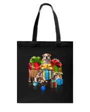 PHOEBE - Bulldog Gift Christmas - 3110 - A17 Tote Bag thumbnail